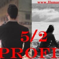 5/2 Profil- Zurückgezogener Ketzer
