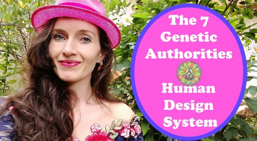 The 7 Authorities in the Human Design System