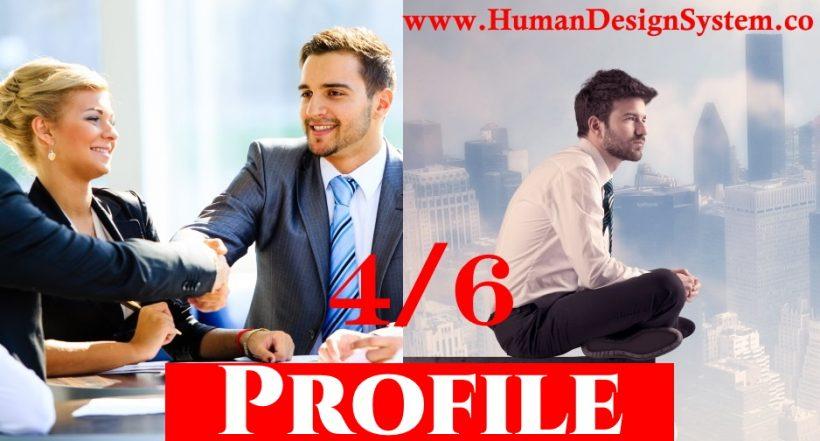 4/6 Profile – Opportunist Role Model