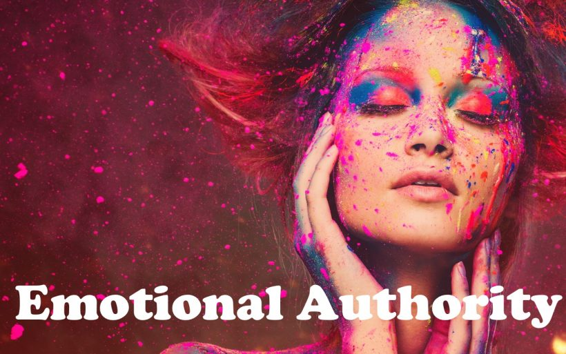 Emotional Authority